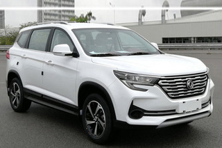 东风风行SUV家族再添新丁 上海车展亮相/7月上市