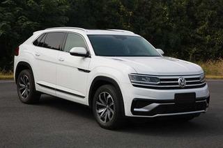 大众品牌全球首款轿跑SUV 途昂Coupe今日亮相