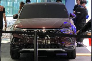 2019上海车展探馆:捷达品牌全新SUV——VS7