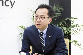 专访东南销售部副部长陈航
