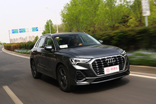 高端紧凑SUV新标杆 全新奥迪Q3 40TFSI性能测试