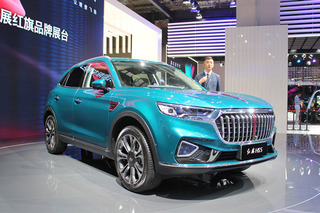 红旗HS5正式开启预售 20万元起/定位中型SUV