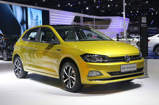 上汽大眾全新一代Polo Plus正式上市 售9.99萬起
