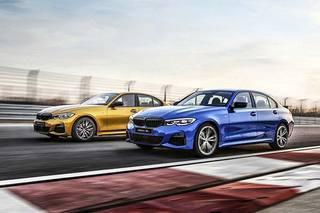 售31.39萬元起 全新BMW 3系今日正式上市