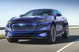 对标特斯拉Model Y! 福特Mach E预计明年上市