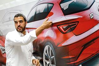 前奥迪设计师加盟三菱汽车