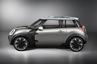 Mini Rocketman resurrected as compact EV