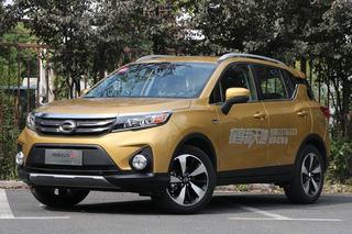 广汽传祺GS3国六版上市 7.68万起/增1.5T发动机