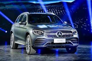 奔驰新GLC L售39.28万起