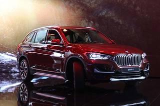 新款BMW X1正式上市 推5款車型/售27.88萬元起