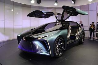 雷克薩斯發布電氣化愿景 首款純電動概念車亮相