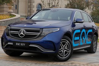 汽車發明者正式向純電動市場進軍  試駕奔馳 EQC