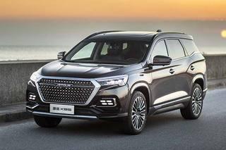 捷途全新旗艦SUV配雙12.3英寸屏幕 11月28日上市