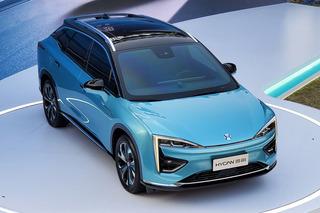 合創首款SUV命名HYCAN 007 預售26萬元-40萬元