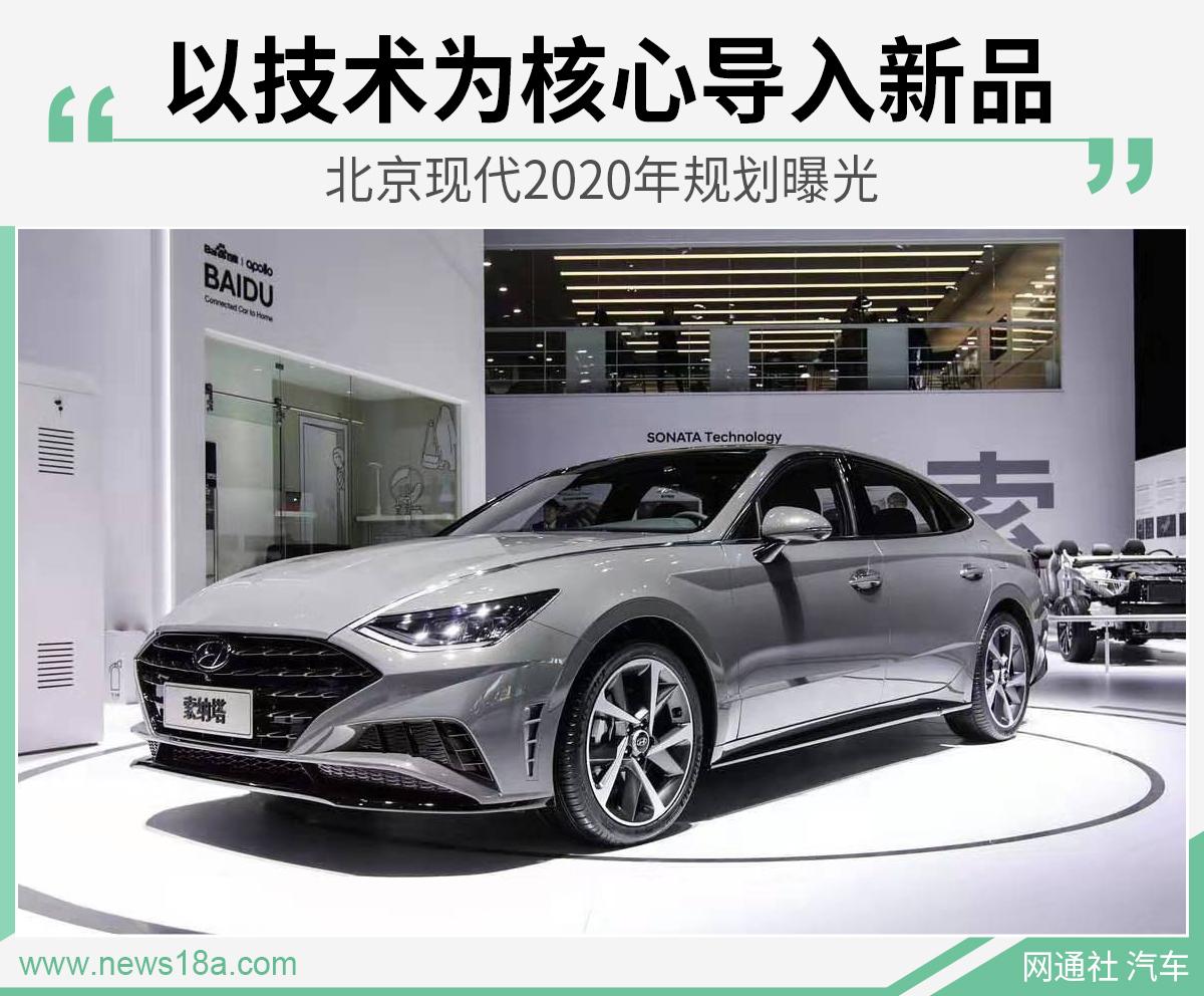 北京现代2020年规划曝光以技术为核心导入新品