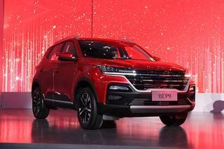 永恒紧凑型SUV 凯翼炫界将于年内上市
