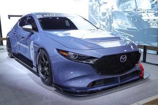 賽道里最靚的仔 Mazda 3賽道版實車發布