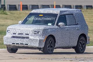 預計2021年上市 福特全新小型SUV最新消息