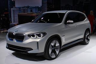 宝马将发布全新空气力学轮圈 纯电动车型ix3首搭