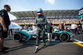 直面挑战 捷豹Formula E车队创造最快圈速
