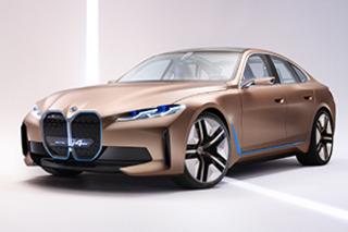 霍伊頓克解析寶馬i4概念車 量產車將保持一致