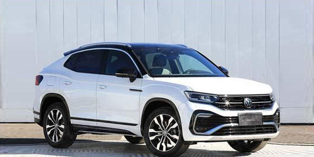 已为上市做好准备 大众探岳Coupe实现小批量量产