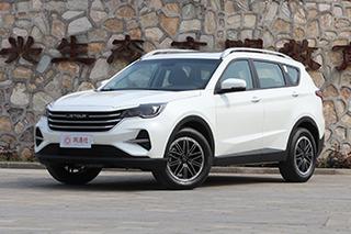 6万元买七座SUV/终身免费保养 静态体验捷途X70M