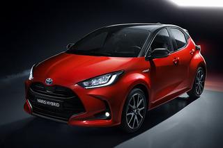 采取TNGA-B平台 丰田全新小型SUV于4月23日宣布