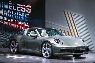 全新保时捷911 Targa首先亮相 粮价149.9万元起