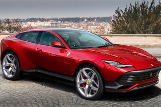 全新定义车型 法拉利Purosangue开展明年亮相