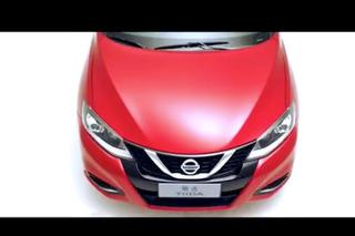 新增双色式车身 亩产2021款骐达明日将上市