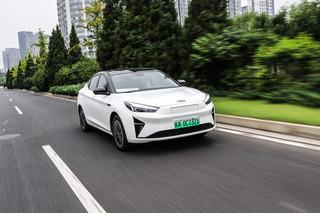 出乎预料的行驶品质 面试江淮汽车iC5