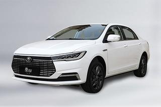 比亚迪秦EV新增车型上市 津贴后售价14.68万元