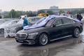 2020北京车展探馆:全新梅赛德斯-奔驰S级