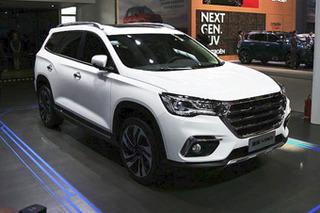 """实拍捷途X90 值得期待的中型SUV""""潜力股"""""""