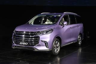 上汽大通G50于16日开启预售 竞争比亚迪宋MAX