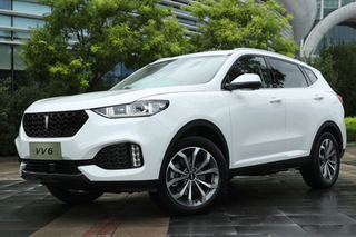 国产SUV值得购买么?WEY VV6对比东风本田CR-V