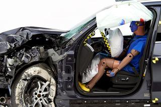 宝马全新一代X5碰撞测试解析 乘员保护充分