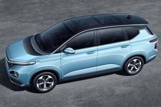 新宝骏第3款利来国际w66官图发布 高度还原概念车外观