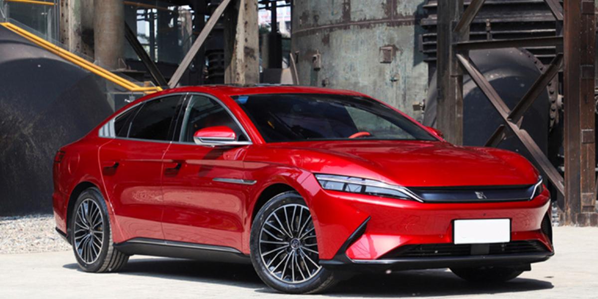 2月5日全国开启 比亚迪汉EV推出2款车OTA升级